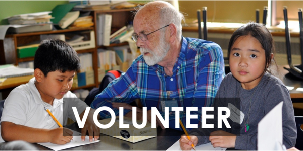 Why volunteer with IRCO?
